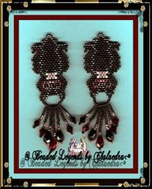 Batty Bob Earrings | eBooks | Arts and Crafts