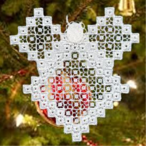 First Additional product image for - Hardanger Angel Heather VIP