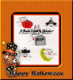 Gertie Ghosties Gleeful Gang of Ghouls | eBooks | Arts and Crafts
