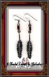Raven Feather Earrings | eBooks | Arts and Crafts