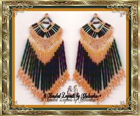 Fringed Shawl Earrings | eBooks | Arts and Crafts