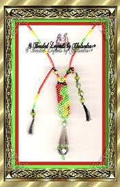 Peyote Drop Necklace | eBooks | Arts and Crafts