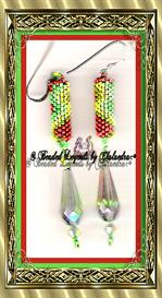 Peyote Drop Earrings | eBooks | Arts and Crafts