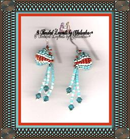 Water Jug Earrings | eBooks | Arts and Crafts
