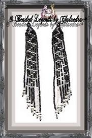 Lightning Strikes Earrings | eBooks | Arts and Crafts
