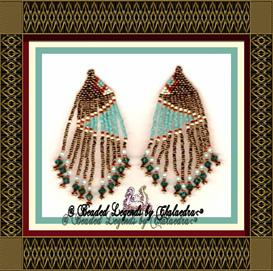 Sideways Earrings | eBooks | Arts and Crafts