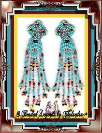 Four Directions Earrings | eBooks | Arts and Crafts