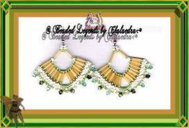 Shawl Earrings   eBooks   Arts and Crafts