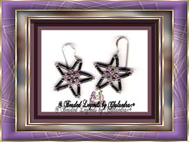Bugle Star Earrings | eBooks | Arts and Crafts