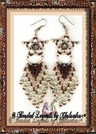 Starflake Earrings | eBooks | Arts and Crafts