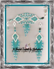 Caribbean Mist Bracelet and Earrings | eBooks | Arts and Crafts