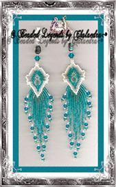 Caribbean Mist Earrings | eBooks | Arts and Crafts