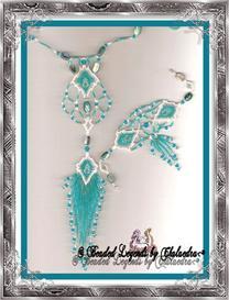 Caribbean Mist Necklace and Bracelet | eBooks | Arts and Crafts