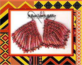 Wide Fan Earrings | eBooks | Arts and Crafts