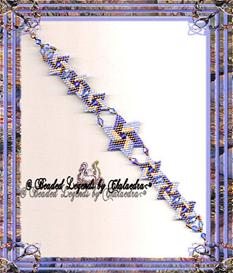 Star of David Bracelet | eBooks | Arts and Crafts