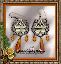Honey Drop Earrings | eBooks | Arts and Crafts
