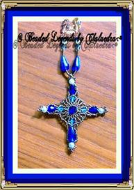 Renaissance Cross Necklace | eBooks | Arts and Crafts