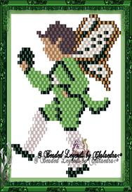 St. Paddys Day Sprite | eBooks | Arts and Crafts