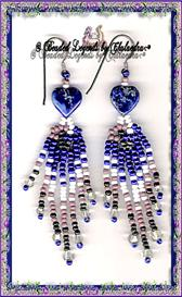 Heart Knot Earrings | eBooks | Arts and Crafts