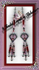 Hearts Earrings | eBooks | Arts and Crafts