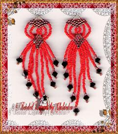 Open Heart Earrings | eBooks | Arts and Crafts