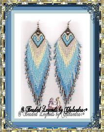 True Heart Earrings | eBooks | Arts and Crafts