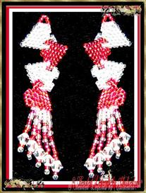 Heart Link Earrings or Bracelet | eBooks | Arts and Crafts