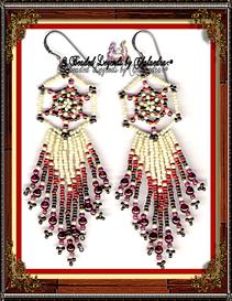 Charlottes Web Earrings | eBooks | Arts and Crafts