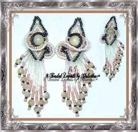 Pearls and Swirls Earrings | eBooks | Arts and Crafts