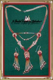 Blessing Circle Necklace and Earrings | eBooks | Arts and Crafts