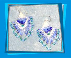 Cosmic Sea Earrings | eBooks | Arts and Crafts