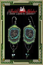 Om Earrings | eBooks | Arts and Crafts