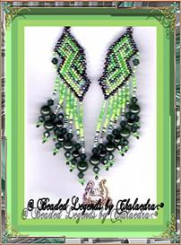 Pagoda Earrings | eBooks | Arts and Crafts
