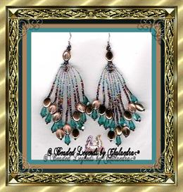 Oriental Knot Earrings | eBooks | Arts and Crafts