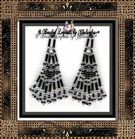Egyptian Lotus Earrings | eBooks | Arts and Crafts