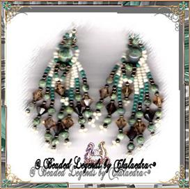 Around the World Earrings | eBooks | Arts and Crafts