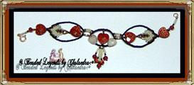 Visions of India Bracelet | eBooks | Arts and Crafts