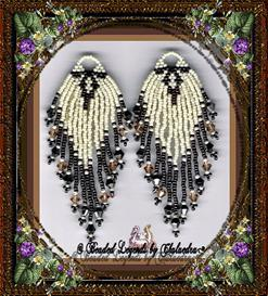 Keyhole Earrings | eBooks | Arts and Crafts