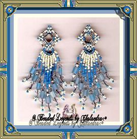 Wedgewood Sterling and Crystal Earrings | eBooks | Arts and Crafts
