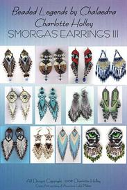 Smorgas Earring Sampler 3 | eBooks | Arts and Crafts