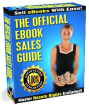 The Official EBook Sales Guide | eBooks | Business and Money