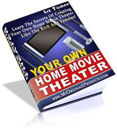 Your Own Home Movie Theater | eBooks | Entertainment