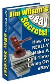 Jim Wilsons eBay Secrets | eBooks | Business and Money