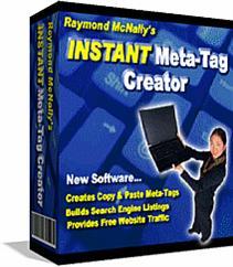 Instant Meta-Tag Creater | eBooks | Internet