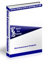 Risk Assessment template | eBooks | Business and Money