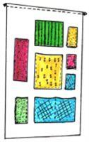 Multi Pocket Wall Hanging Pattern | eBooks | Arts and Crafts