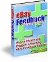 Ebay Feedback | eBooks | Internet