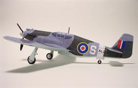 North American P51A Model   Other Files   Arts and Crafts