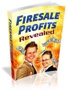 Firesale Profits Revealed | eBooks | Business and Money