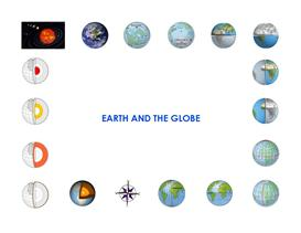 Earth and the Globe Picture Activity Cards | eBooks | Education